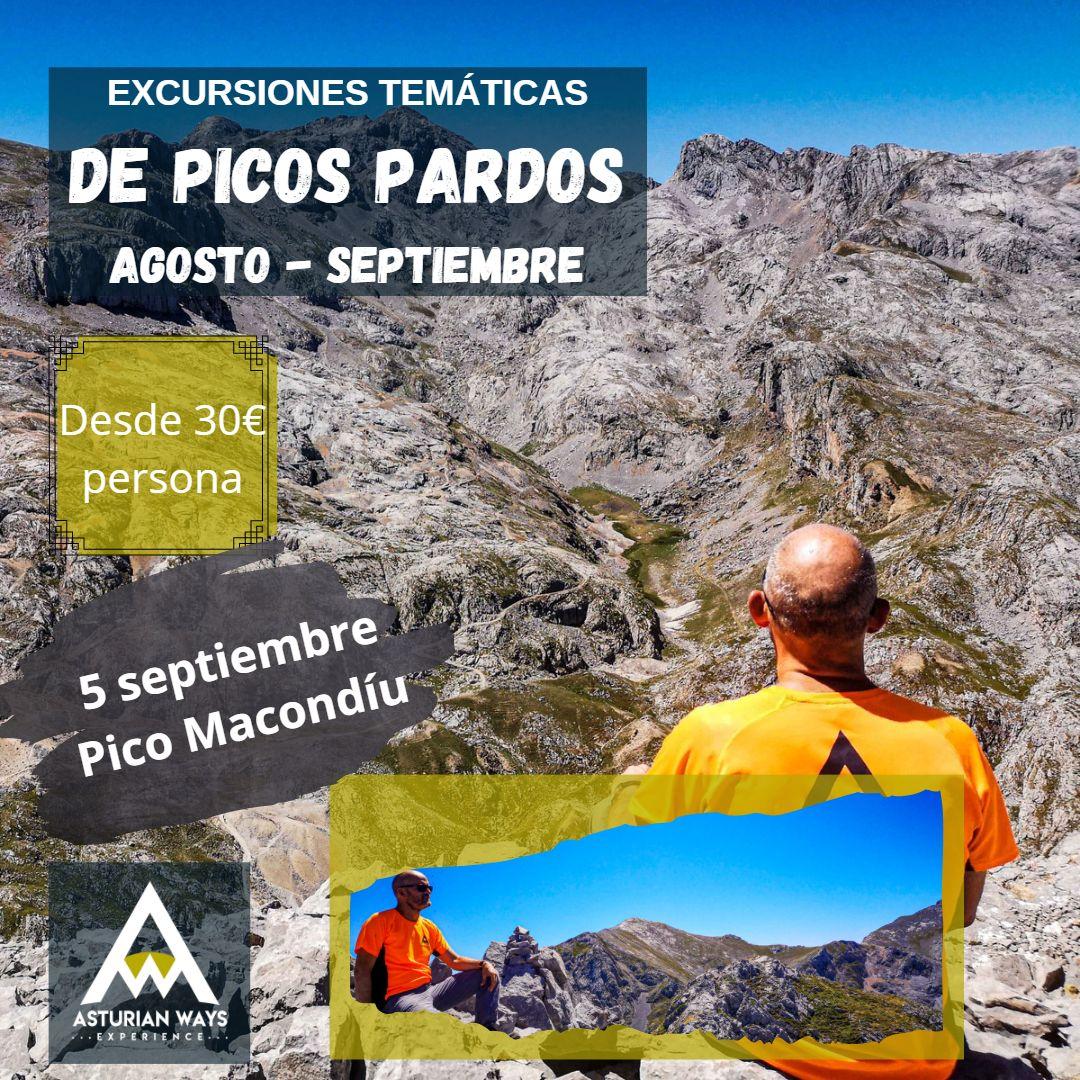 Senderismo de Picos Pardos - Picos de Europa