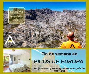 ESCAPADA PICOS DE EUROPA - SALIDA CONFIRMADA @ ARENAS DE CABRALES