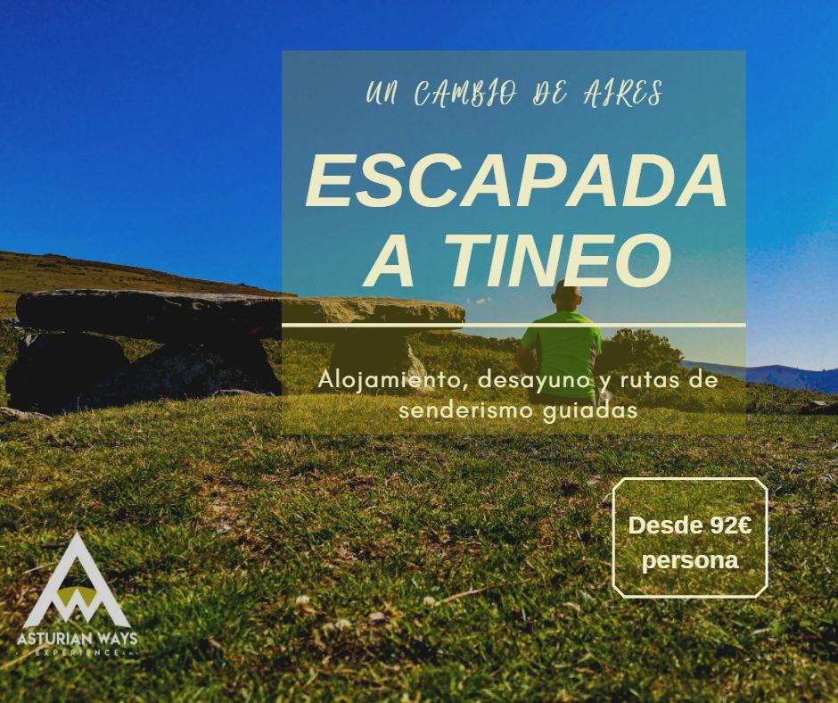 ESCAPADA A TINEO-CANGAS