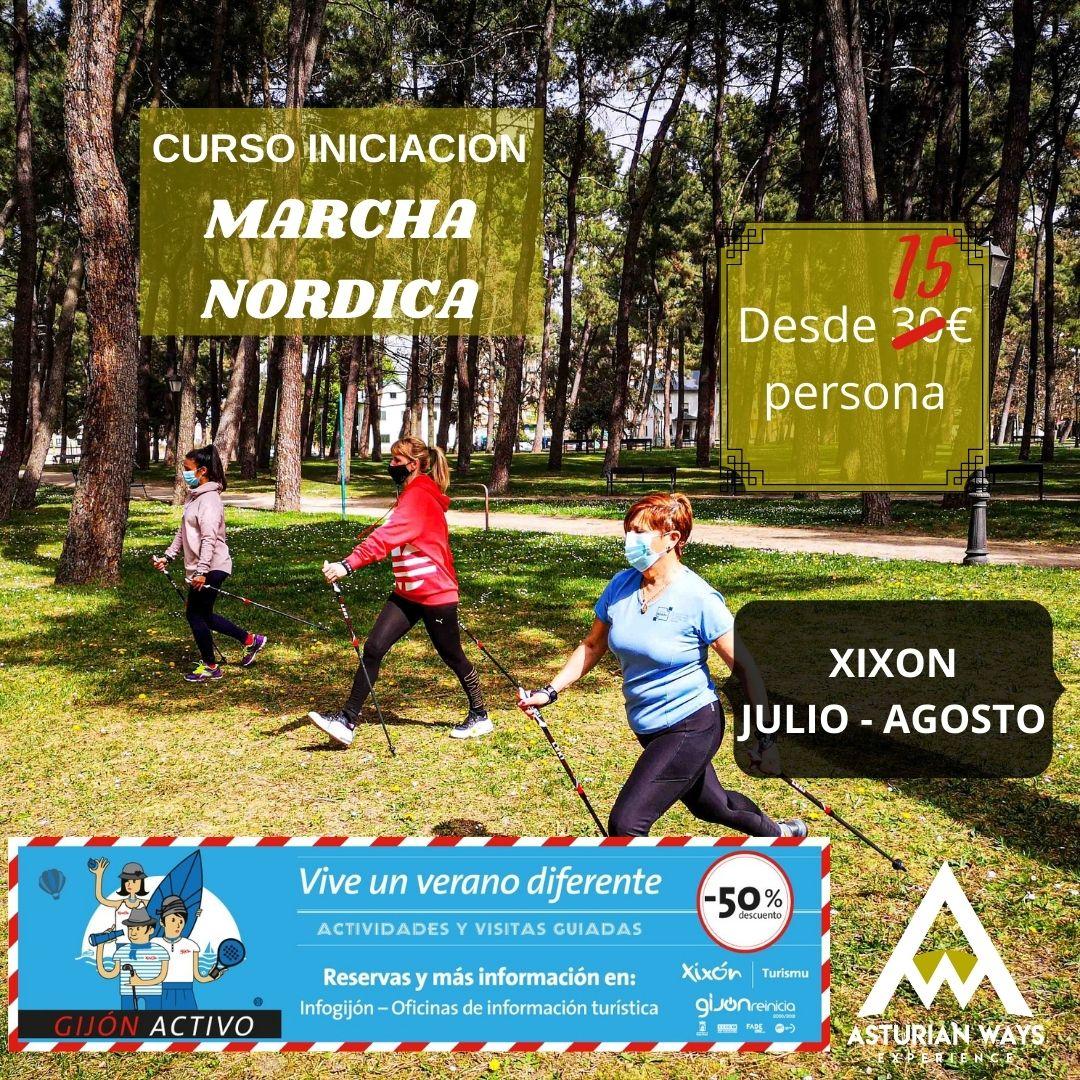 PROMOCION MARCHA NORDICA XIXON