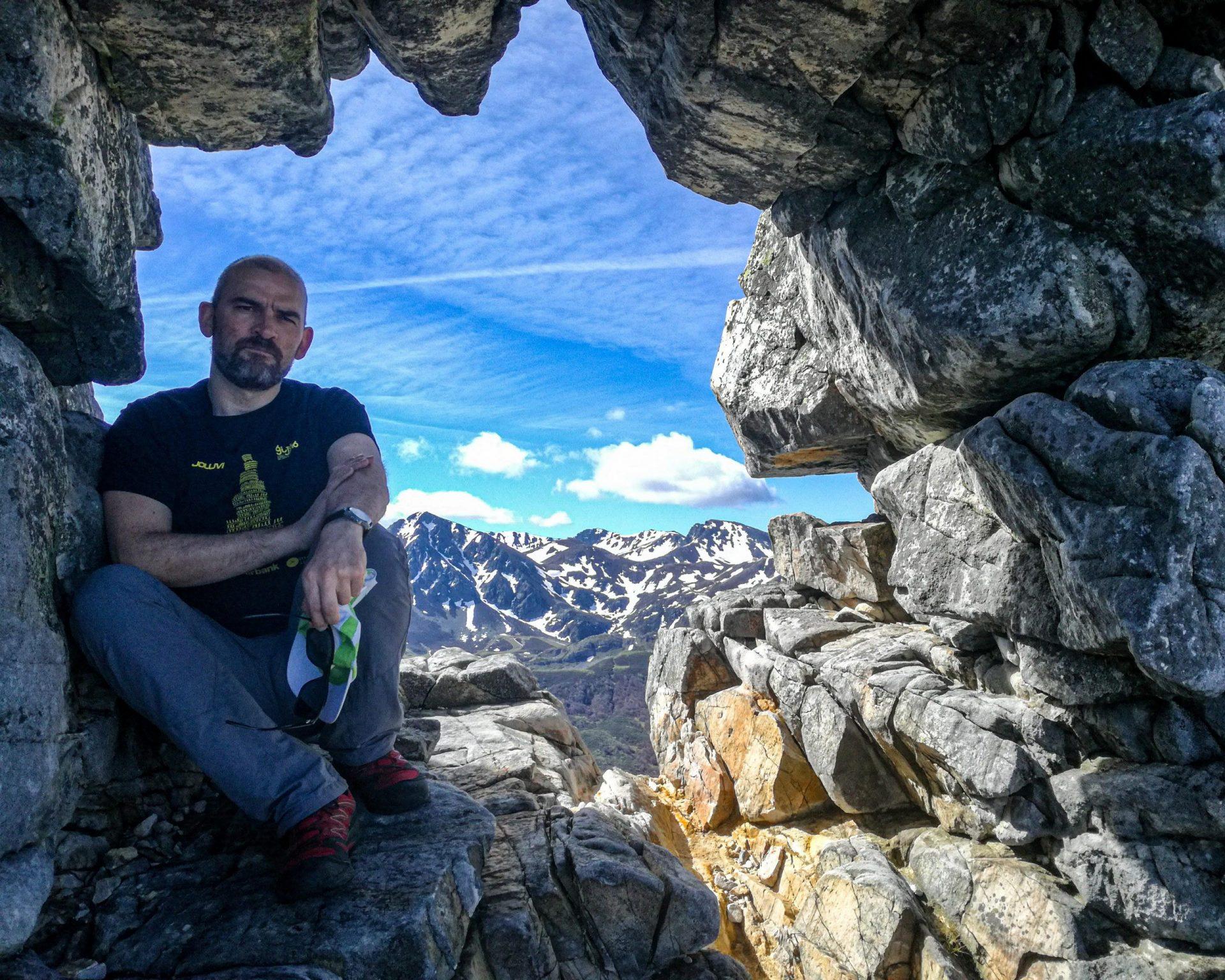 Ventana natural Pico Torres