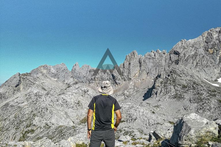 Vistas a Picos de Europa