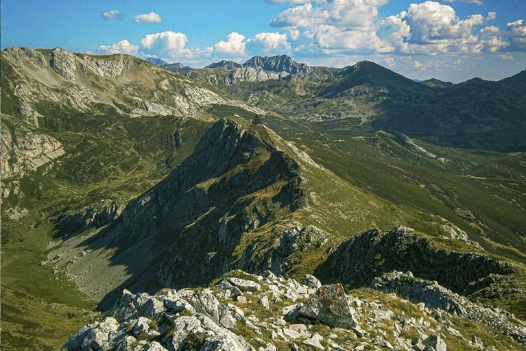 Las montañas de Somiedo