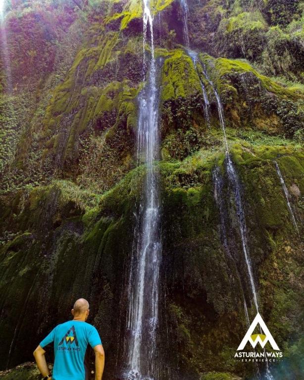 Cascada en Cabrales